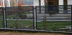 Ogrodzenie metalowe 4